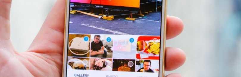Как загрузить фото в Instagram с телефона или планшета