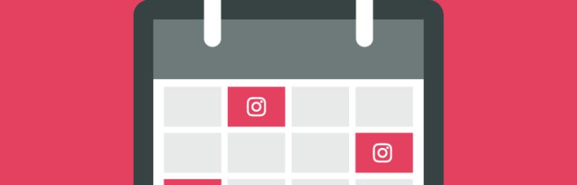 Лучшее время для публикации фото в Instagram