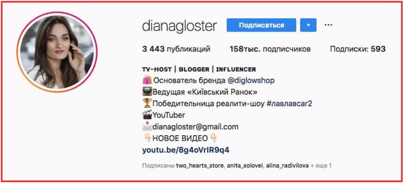 Подписчики в Инстаграме