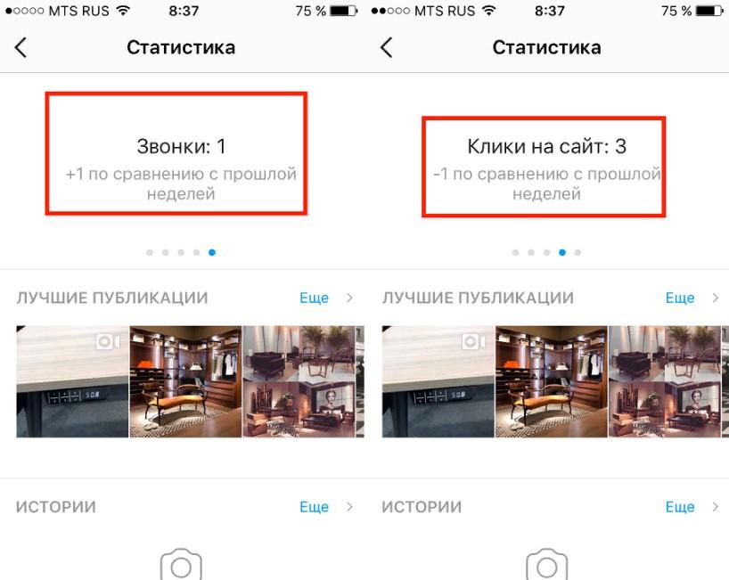 Вовлеченность в Инстаграм