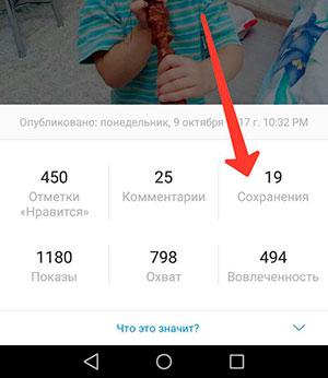 Можно ли узнать, кто сохранял мои фото в Instagram