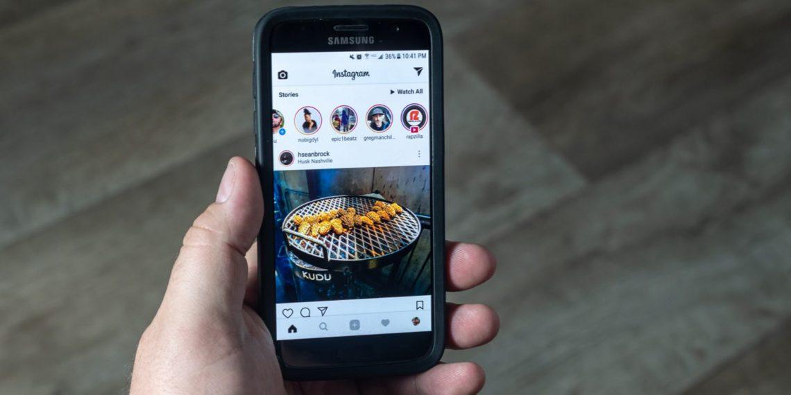 Видео в Инстаграме